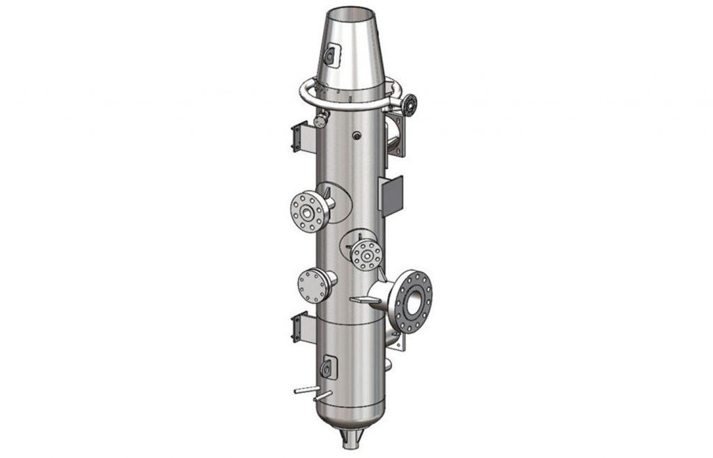 Conduit eau et vapeur