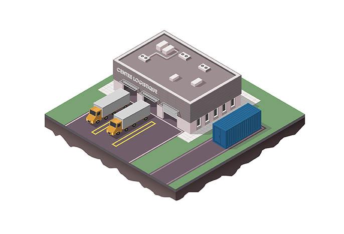 centre logistique 1