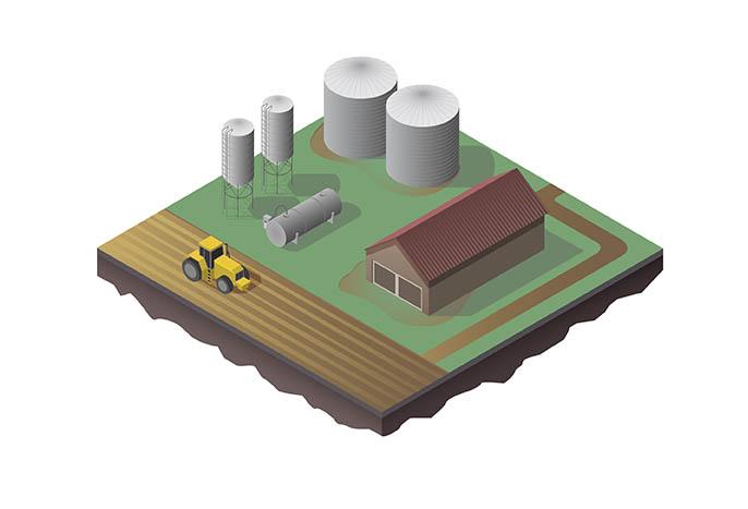 exploitation agricole 1