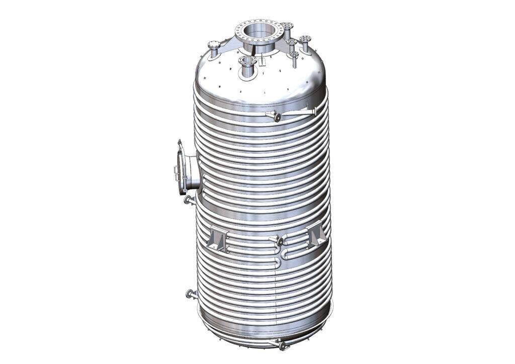 15925-03-Xylene evaporation vessel